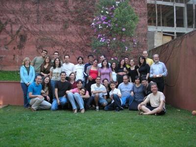 Churrasco 17/05/2008